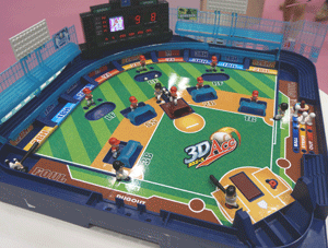3D野球盤