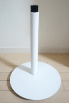 バルミューダ扇風機グリーンファン台座