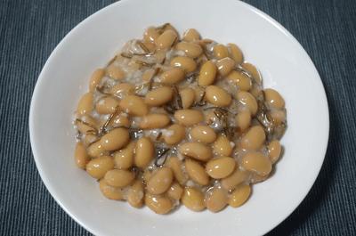 特選塩納豆