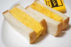 築地玉子焼きサンドイッチ松露サンド