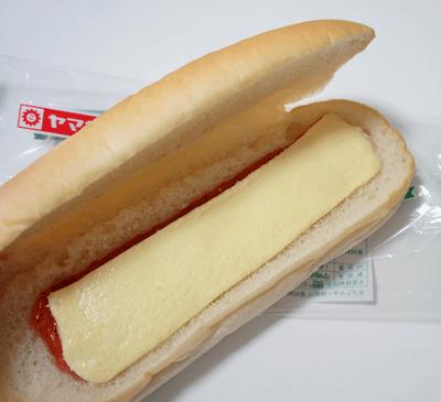 ヤマザキコッペパン ジャムマーガリン